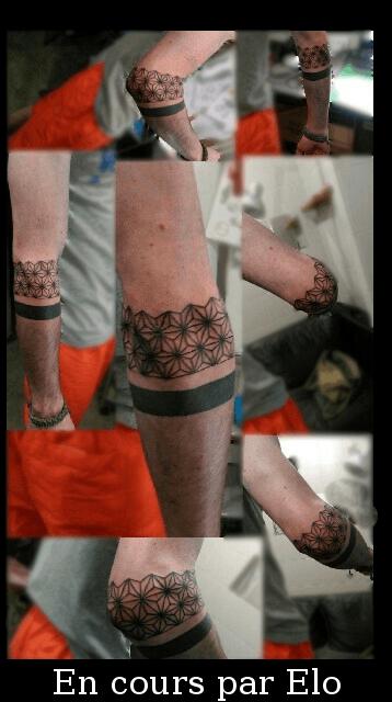 Tatouage GEOMETRIQUE